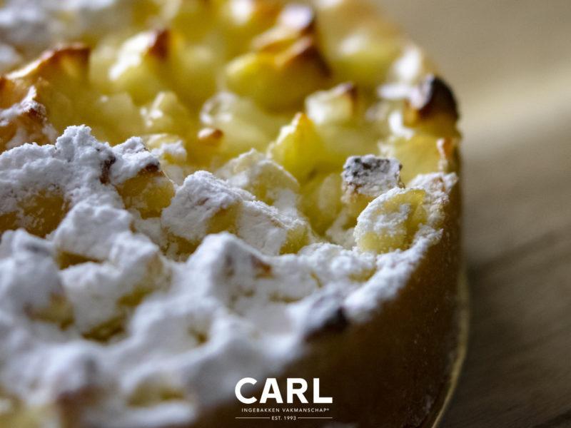Taart van de Week: Normandisch Appelgebak