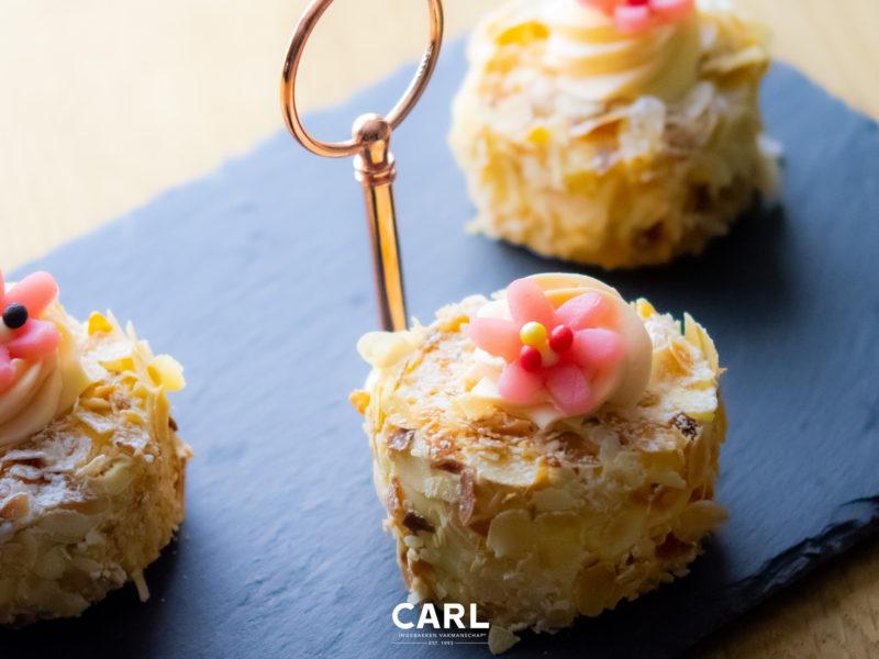 Nieuw: Crème au Beurre Vanille
