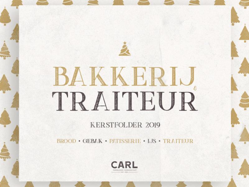 Kerst & Traiteurfolder 2019