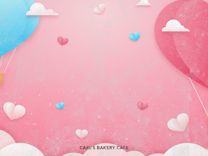VALENTIJNSONTBIJT CARL'S BAKERY CAFE