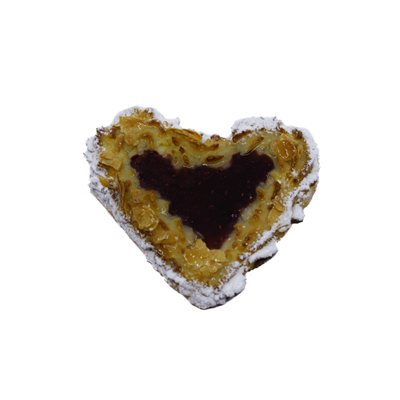 Hartvormige Koek