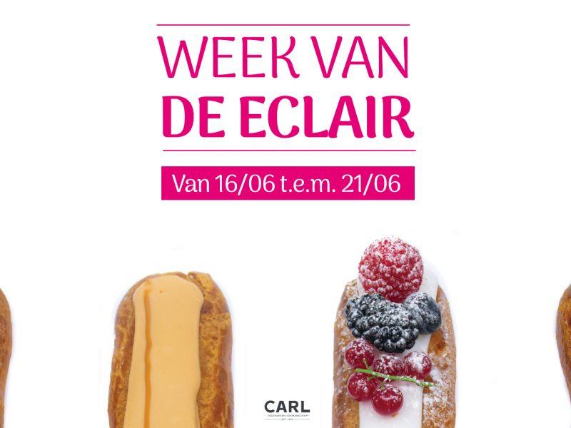 WEEK VAN DE ECLAIR