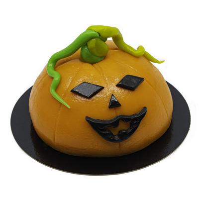 Halloween Pompoen (4P.)